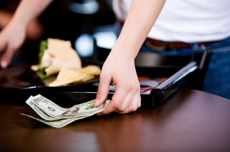 Not Tipping is (Usually) Theft